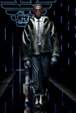 Emporio Armani Menswear Fall Winter 2019 Milan118