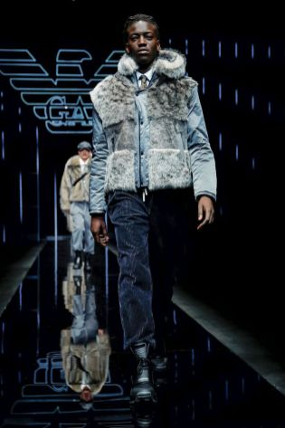 Emporio Armani Menswear Fall Winter 2019 Milan123