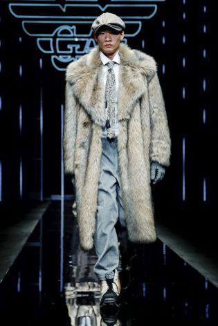 Emporio Armani Menswear Fall Winter 2019 Milan124