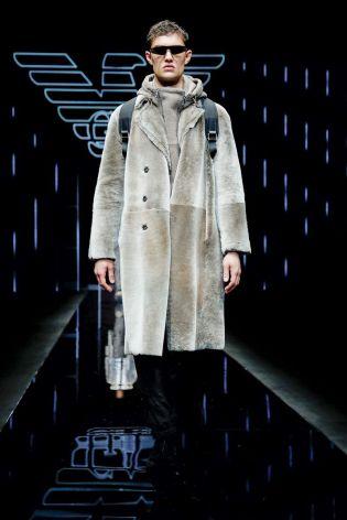 Emporio Armani Menswear Fall Winter 2019 Milan127