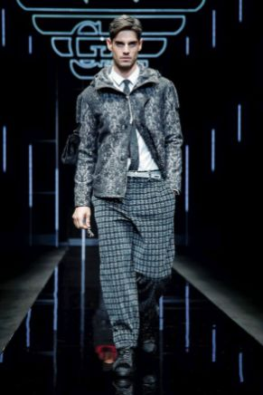 Emporio Armani Menswear Fall Winter 2019 Milan13