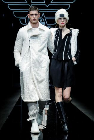 Emporio Armani Menswear Fall Winter 2019 Milan131