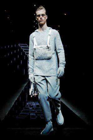 Emporio Armani Menswear Fall Winter 2019 Milan135