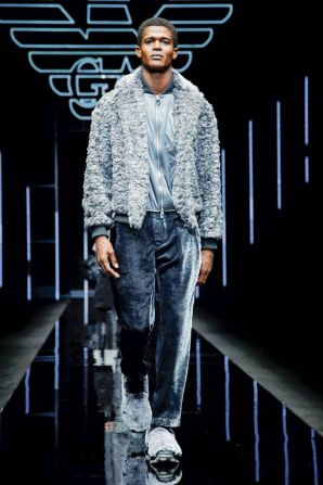 Emporio Armani Menswear Fall Winter 2019 Milan138
