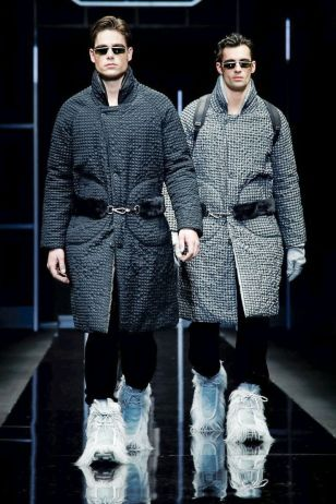 Emporio Armani Menswear Fall Winter 2019 Milan18