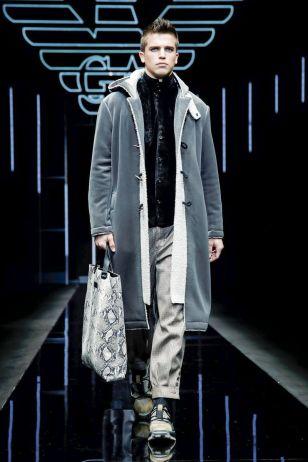 Emporio Armani Menswear Fall Winter 2019 Milan21