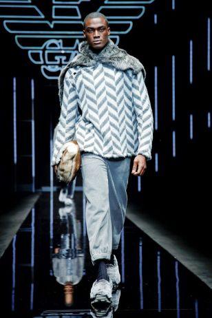 Emporio Armani Menswear Fall Winter 2019 Milan23