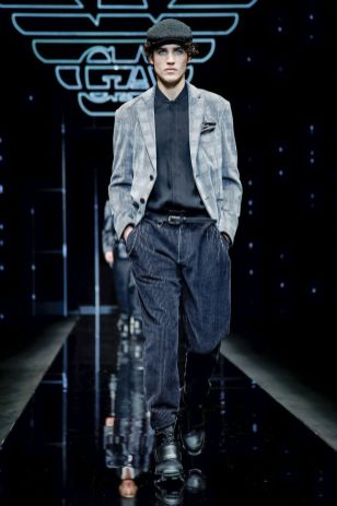 Emporio Armani Menswear Fall Winter 2019 Milan29