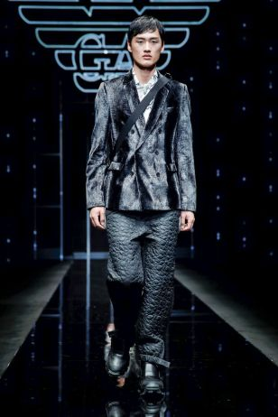 Emporio Armani Menswear Fall Winter 2019 Milan31