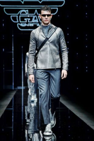 Emporio Armani Menswear Fall Winter 2019 Milan32