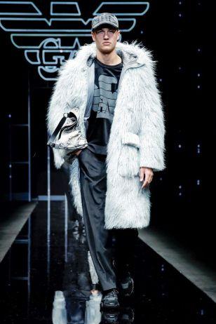 Emporio Armani Menswear Fall Winter 2019 Milan34