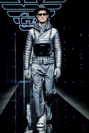 Emporio Armani Menswear Fall Winter 2019 Milan36