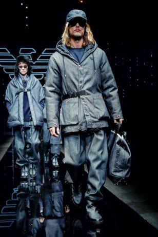 Emporio Armani Menswear Fall Winter 2019 Milan41