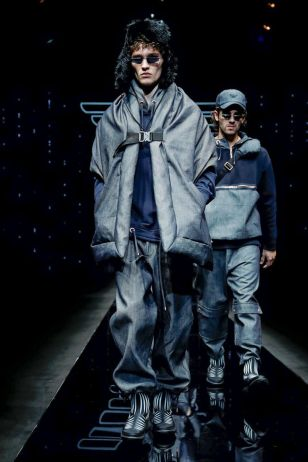 Emporio Armani Menswear Fall Winter 2019 Milan43
