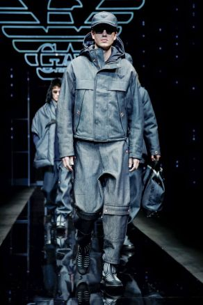 Emporio Armani Menswear Fall Winter 2019 Milan46