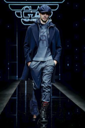 Emporio Armani Menswear Fall Winter 2019 Milan48