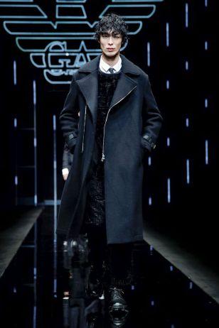 Emporio Armani Menswear Fall Winter 2019 Milan5