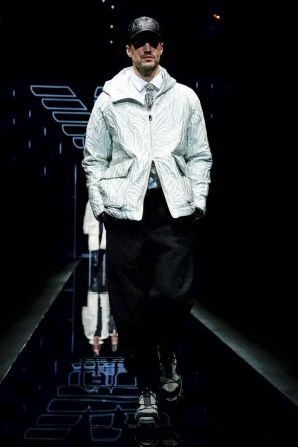 Emporio Armani Menswear Fall Winter 2019 Milan61
