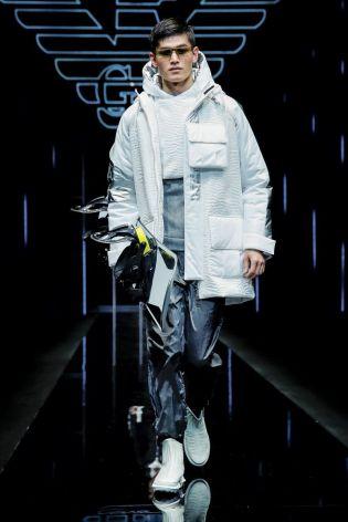 Emporio Armani Menswear Fall Winter 2019 Milan65