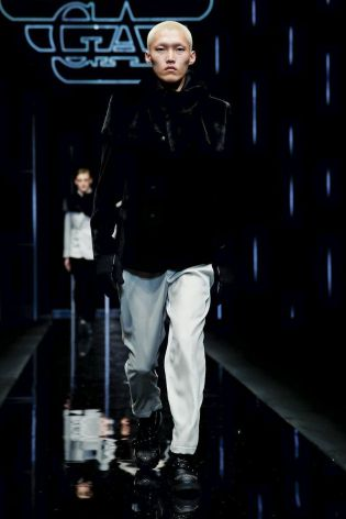 Emporio Armani Menswear Fall Winter 2019 Milan67