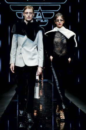 Emporio Armani Menswear Fall Winter 2019 Milan68