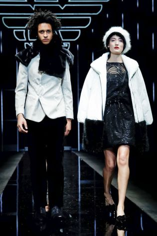 Emporio Armani Menswear Fall Winter 2019 Milan71
