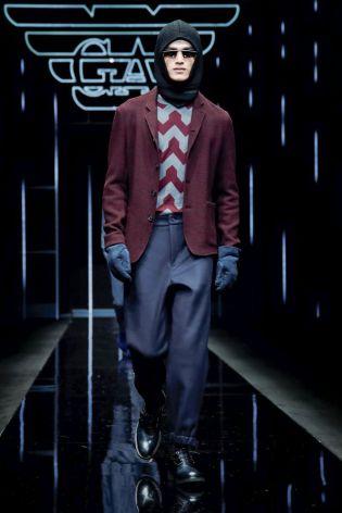 Emporio Armani Menswear Fall Winter 2019 Milan79