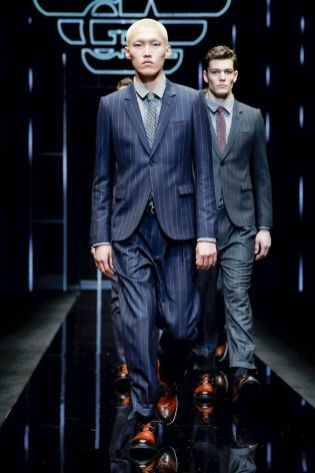 Emporio Armani Menswear Fall Winter 2019 Milan81