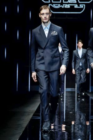 Emporio Armani Menswear Fall Winter 2019 Milan83