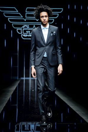 Emporio Armani Menswear Fall Winter 2019 Milan87