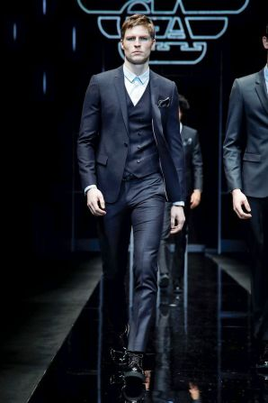 Emporio Armani Menswear Fall Winter 2019 Milan89