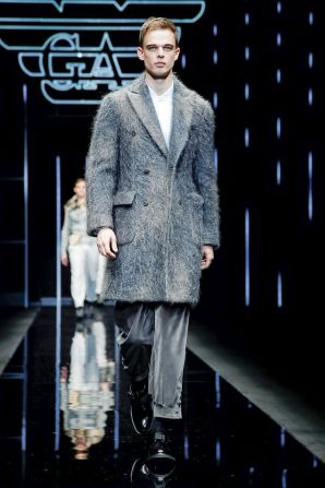 Emporio Armani Menswear Fall Winter 2019 Milan93