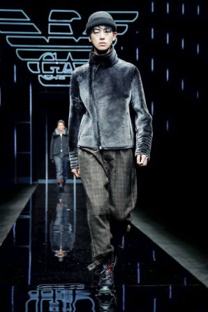 Emporio Armani Menswear Fall Winter 2019 Milan96