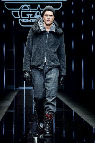 Emporio Armani Menswear Fall Winter 2019 Milan98
