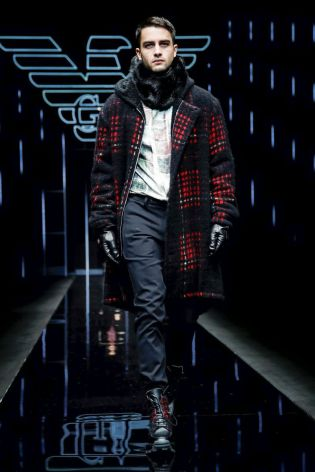 Emporio Armani Menswear Fall Winter 2019 Milan99