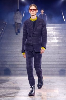 Ermenegildo Zegna XXX Menswear Fall Winter 2019 Milan7