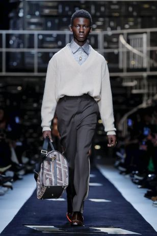 Fendi Menswear Fall Winter 2019 Milan11