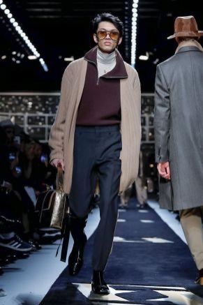 Fendi Menswear Fall Winter 2019 Milan17