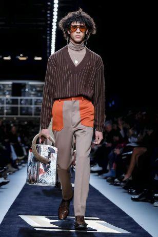 Fendi Menswear Fall Winter 2019 Milan19