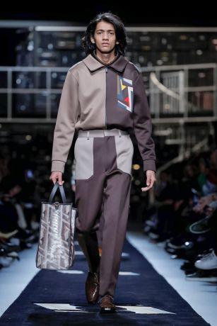 Fendi Menswear Fall Winter 2019 Milan23