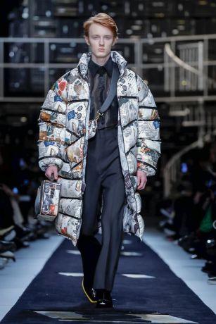 Fendi Menswear Fall Winter 2019 Milan27