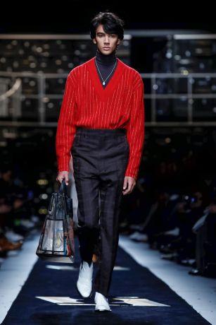 Fendi Menswear Fall Winter 2019 Milan28