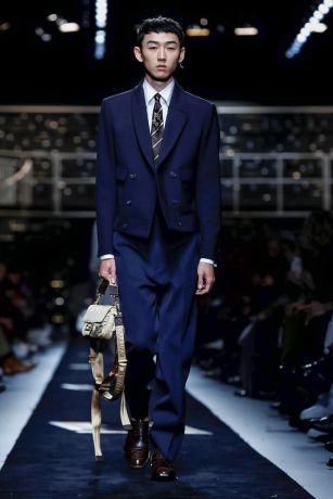 Fendi Menswear Fall Winter 2019 Milan36