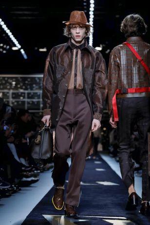 Fendi Menswear Fall Winter 2019 Milan7