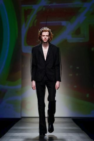 Frankie Morello Men & Women Fall Winter 2019 Milan41