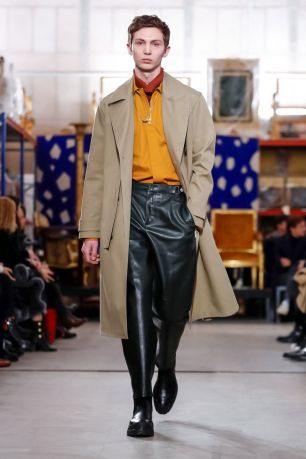 Hermes Menswear Fall Winter 2019 Paris19