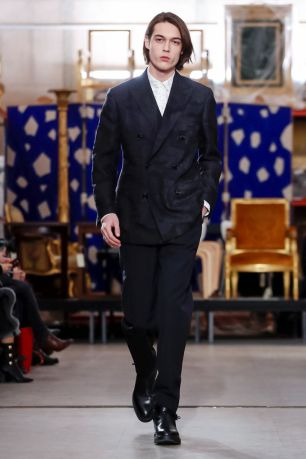 Hermes Menswear Fall Winter 2019 Paris21