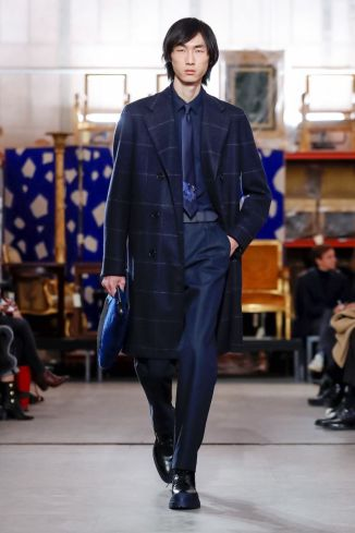 Hermes Menswear Fall Winter 2019 Paris42