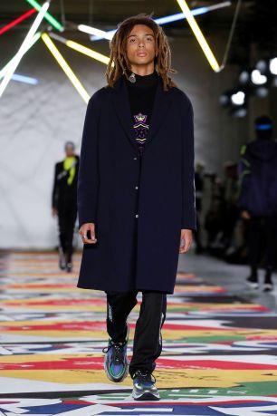 Iceberg Womenswear Menswear Fall Winter 2019 London10