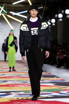 Iceberg Womenswear Menswear Fall Winter 2019 London12